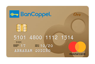 Tarjeta de Crédito BanCoppel Oro