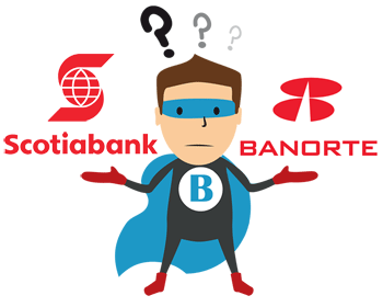 Scotiabank vs Banorte